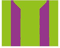 Polkadot Travel Logo